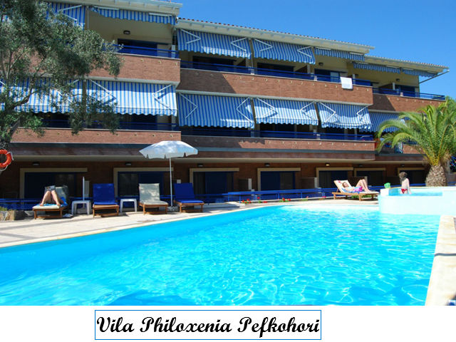Vila Philoxenia Village