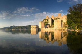 From Belgrade: Golubac, Viminacium and Lepenski Vir Tour