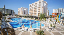 RAMADA RESORT LARA 4*